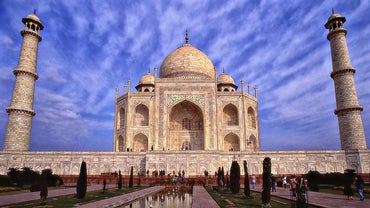 When Was the Taj Mahal Built?