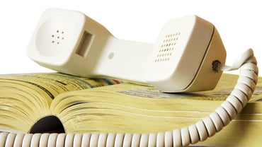 How Do You Find a Telephone Number With a Name?