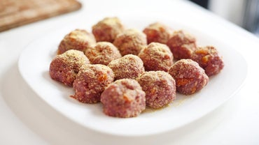 At What Temperature Do You Cook Meatballs?