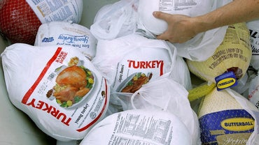 How Do You Thaw a Frozen Turkey?