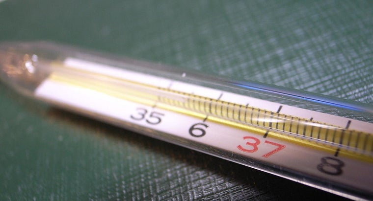 thermometer-used