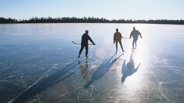 How Thick Does Ice Have to Be to Skate On?