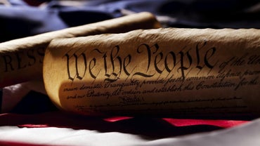 What Are the Three Main Parts of the U.S. Constitution?