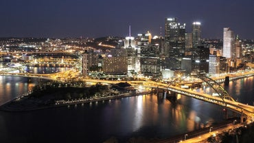 What Three Rivers Meet in Pittsburgh?