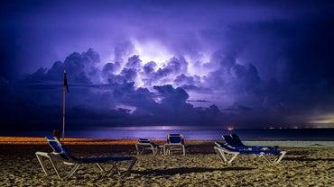 Where Do Thunderstorms Form?
