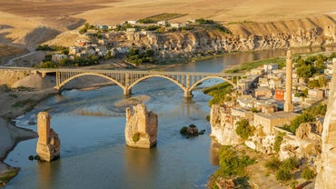 Where Is the Tigris River Located?
