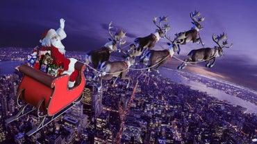 How Do You Track Santa on Christmas Eve?
