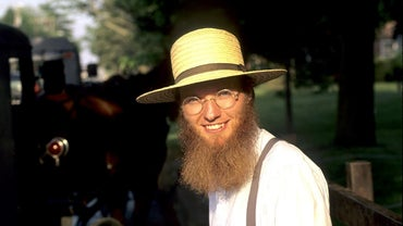 What Is the Tradition Behind Amish Beards?