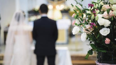 What Are Some Traditional Christian Wedding Vows?