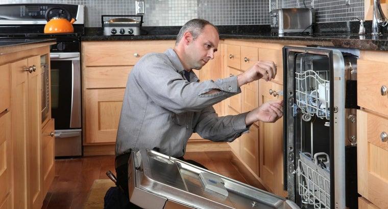 troubleshoot-kitchenaid-dishwasher-turning