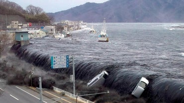 How Does a Tsunami Start?