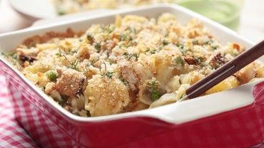 What Are Some Tuna Casserole Recipes?