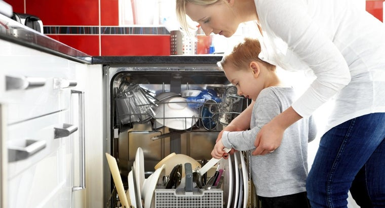 How Do You Turn Off the Child Lock on a Kitchenaid Dishwasher