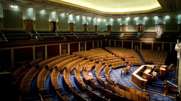 What Are the Two Parts of the Congressional Legislative Branch?