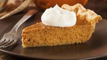 What Type of Fresh Pumpkin Is Good for Cooking Pumpkin Pie?