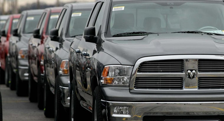 What Type of Oil Does a Dodge Ram 1500 Use?   Reference com