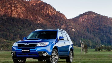 What Type of Vehicle Is a Subaru Forester?