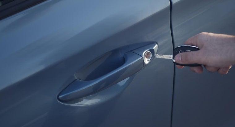 unlock-car-push-button-door-locks