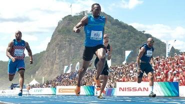 What Was Usain Bolt's 40-Yard Dash Time?