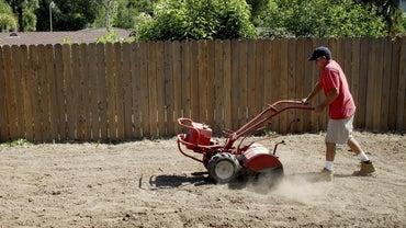 How Do You Use a Garden Tiller?