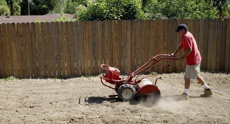 use-garden-tiller