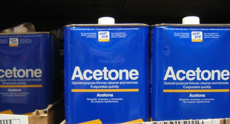 What Are Some Uses For 100 Percent Acetone Reference Com
