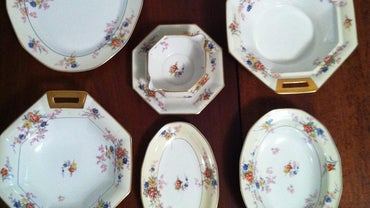 What Are Some Valuable Antique Limoges China Patterns?