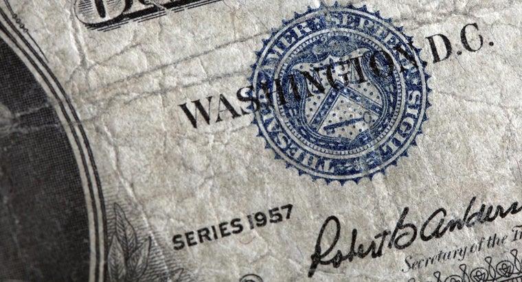 value-1957-dollar-bill