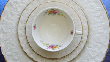 What Is the Value of Alfred Meakin China?