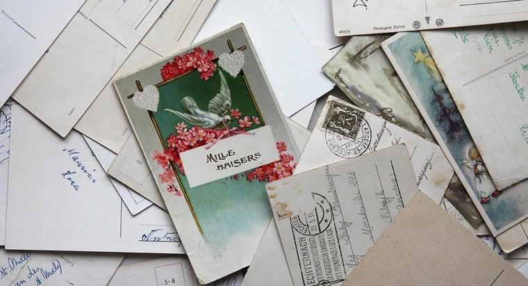 value-old-postcard