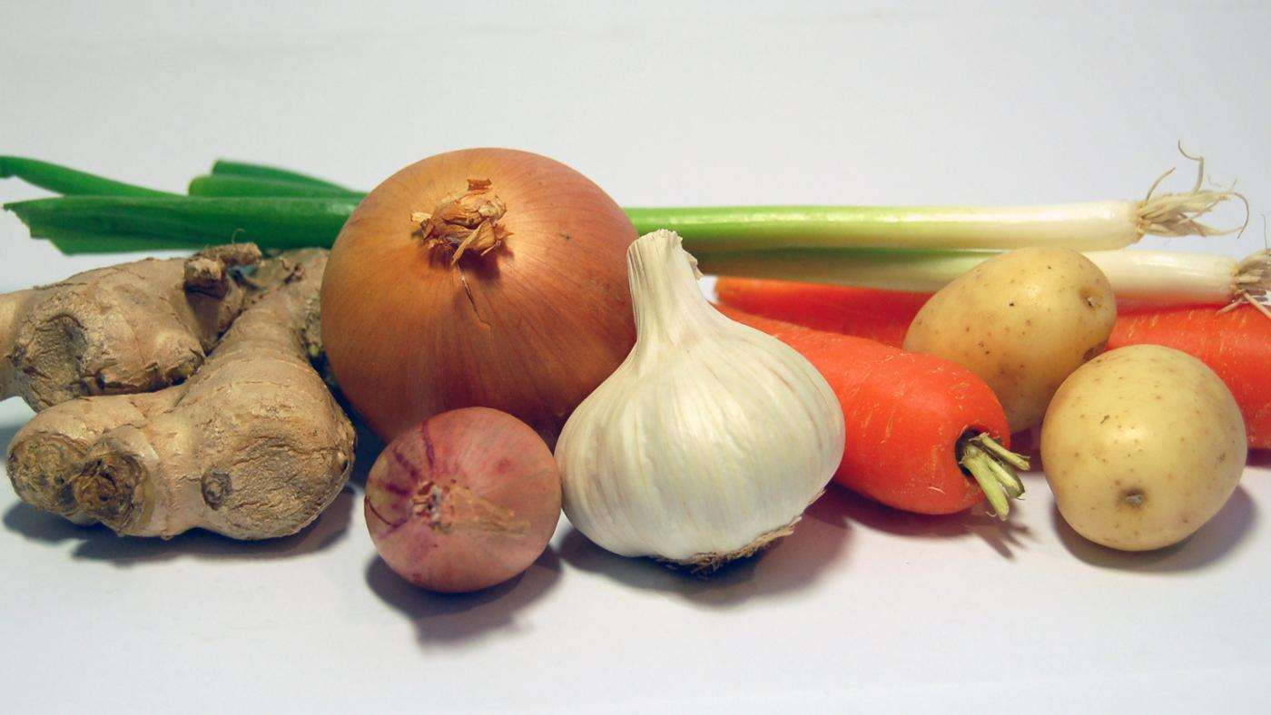 What Vegetables Grow Underground? | Reference.com
