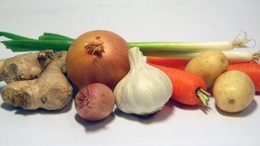 What Vegetables Grow Underground?