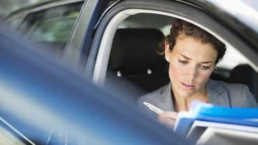 What Is a Vehicle Log Book?