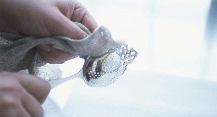 vinegar-clean-silver