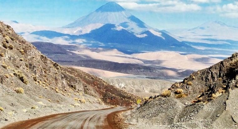 volcanoes-mountains
