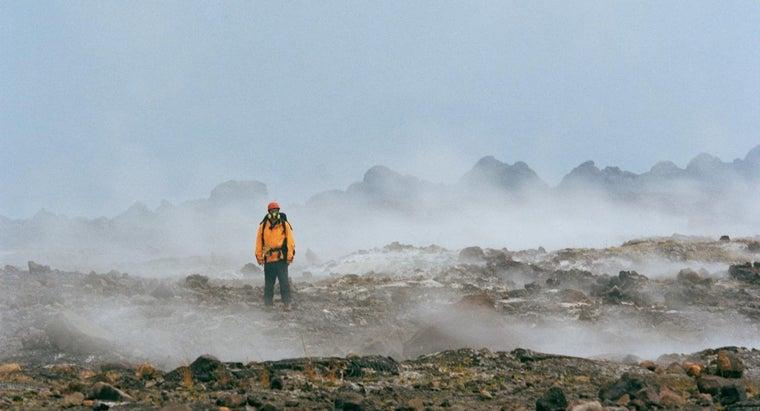 volcanologists