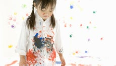 How Do You Get Water-Based Paint Out of Clothes?