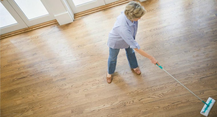 What Is The Best Way To Clean Hardwood Floors Reference Com