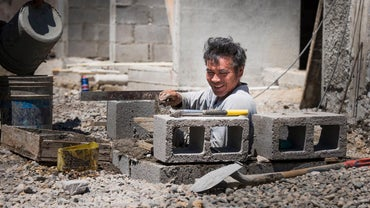 What Is the Weight of One Standard Concrete Block?