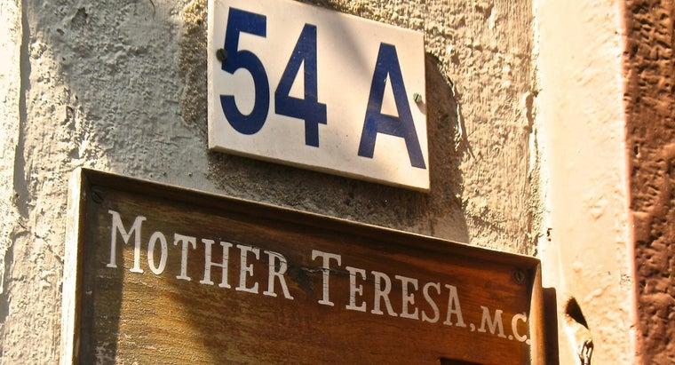 were-accomplishments-mother-teresa