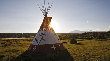 What Were the Blackfoot Indians' Houses Like?