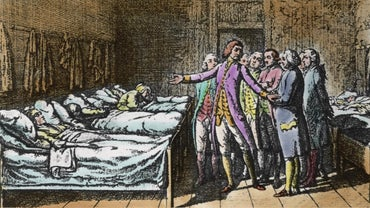What Were Some Diseases in Colonial America?