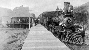 What Were the Effects of the Transcontinental Railroad?