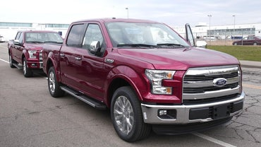 Were the F-150's Recalled More Than Once?