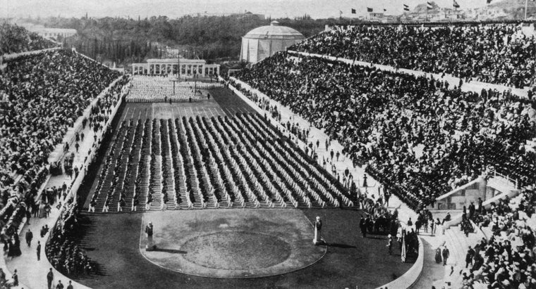were-first-modern-olympics-held