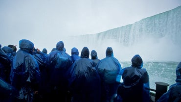 How Were the Niagara Falls Formed?