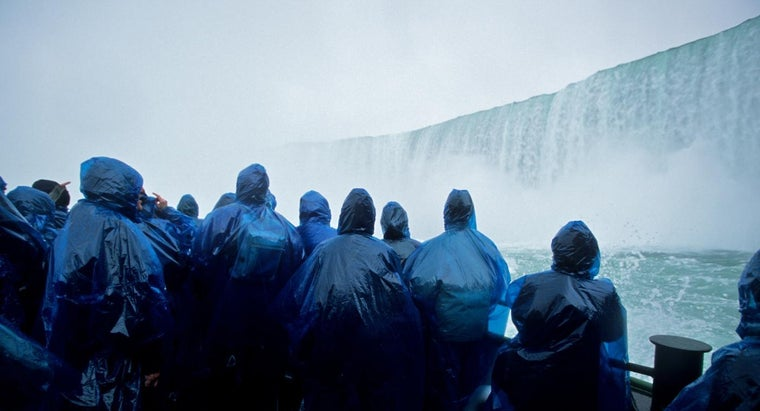 were-niagara-falls-formed