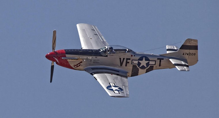 were-p-51-mustang-fighter-planes-used