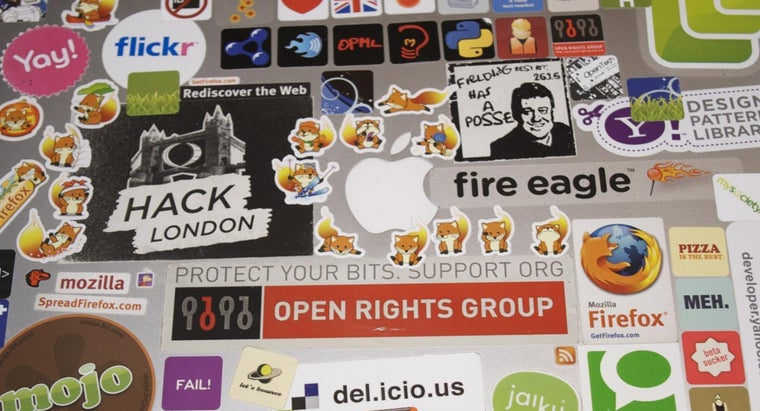 were-stickers-invented