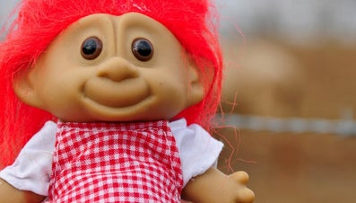 When Were Troll Dolls Invented?
